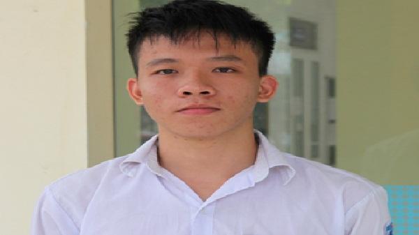 Ninh Bình: Cậu học trò nghèo đạt thủ khoa khối A