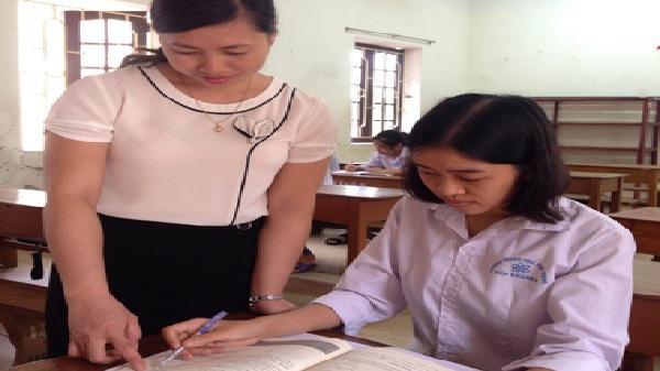 Lê Thị Thu Uyên Học sinh giỏi đa tài
