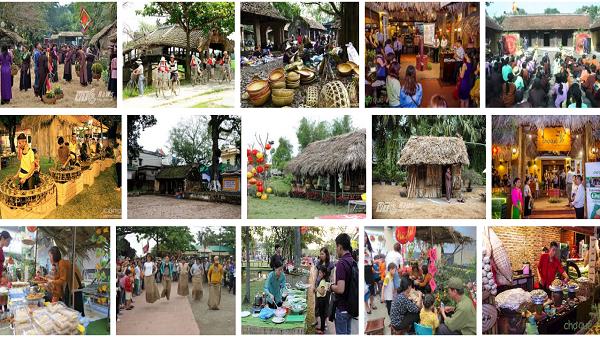 """Ngày mai, tại Ninh Bình sẽ diễn ra phiên """"Chợ làng quê tôi"""" lớn nhất Bắc Bộ"""