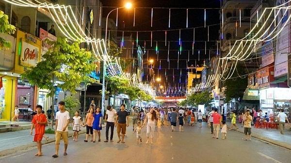 Chi tiết thời gian và địa điểm tổ chức 'Phố đi bộ và chợ ẩm thực' tại Tuần du lịch 'Sắc vàng Tam Cốc - Tràng An'