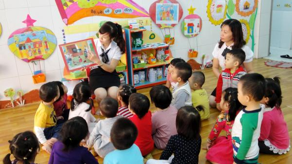 Cơ hội việc làm tại thành phố Tam Điệp (Ninh Bình): Tuyển dụng 2 giáo viên mầm non