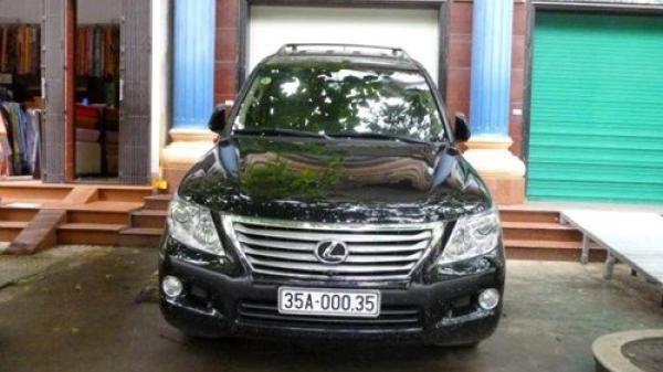 Ngắm chiếc Lexus LX570 có biển độc nhất vô nhị ở Ninh Bình cùng dàn Lexus LX570 ngũ quý: Đại gia hoành tráng, nhìn qua là biết