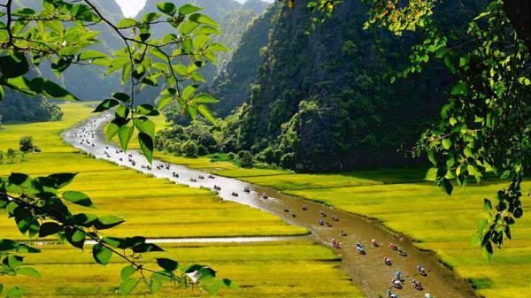 Ai ơi! đừng mải mê đâu nữa, tháng 6 này về với Tam Cốc để tham quan phố đi bộ và con đường ẩm thực đầu tiên ở Ninh Bình