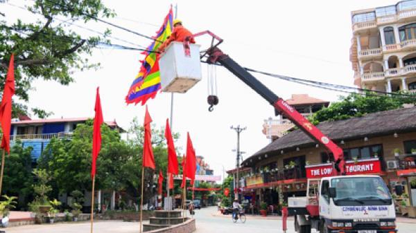 Ninh Bình: Trước ngày khai hội