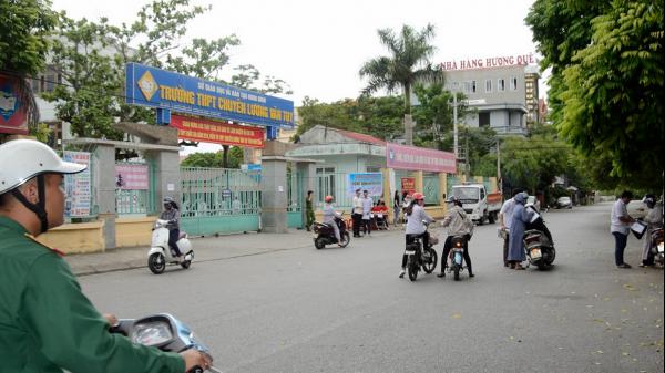 """Ninh Bình: """"Nhẹ nhàng"""" với thủ tục dự thi THPT Quốc gia 2018"""