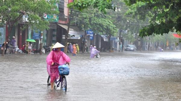 Dự báo thời tiết hôm nay 27/6: Ninh Bình và các tỉnh phía Bắc tiếp tục có mưa vừa đến mưa to
