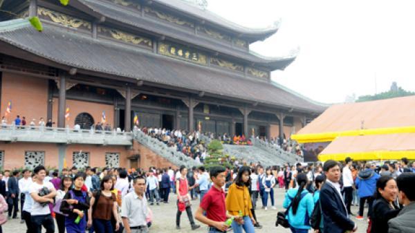 Bất ngờ với con số khác du lịch đến Ninh Bình trong 6 tháng vừa qua