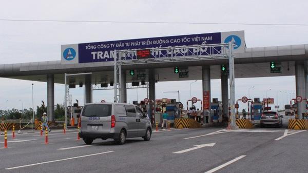 VEC bội thu nhờ thu phí cao tốc Cầu Giẽ - Ninh Bình