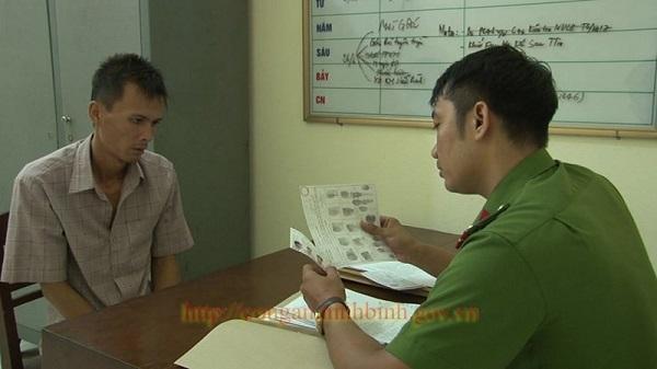 Công an Kim Sơn bắt các đối tượng tàng trữ và mua bán trái phép ma túy
