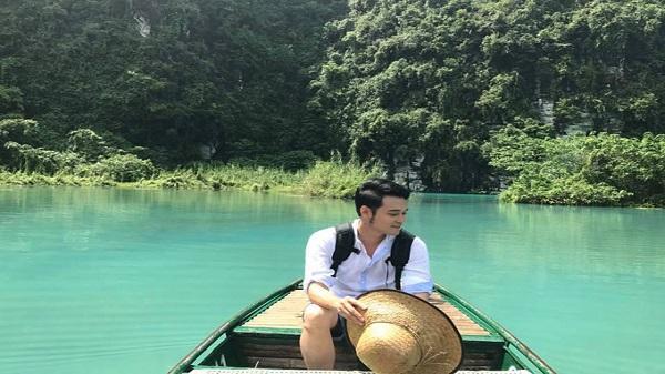 Theo chân ca sĩ Quang Vinh khám phá vẻ đẹp của Ninh Bình