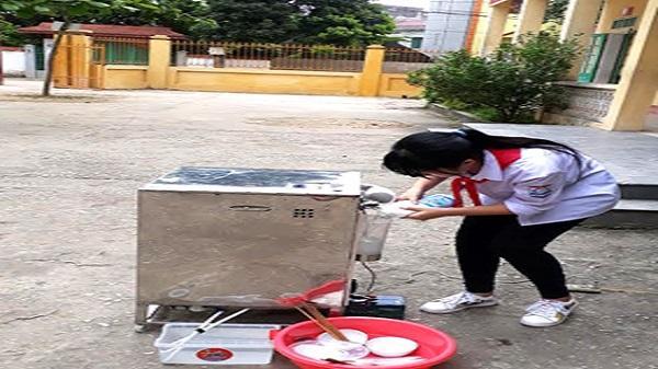"""Ninh Bình: Tự hào vì những nhà """"khoa học nhí"""""""
