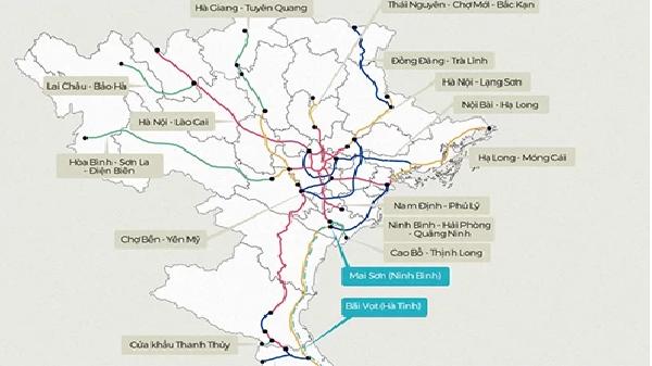 Cao tốc Ninh Bình - Thanh Hóa được 'ưu tiên làm trước'