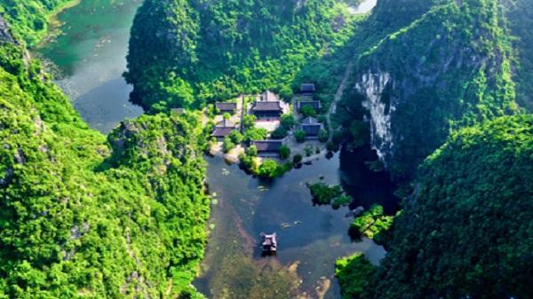 Độc đáo hệ sinh thái ở Tràng An
