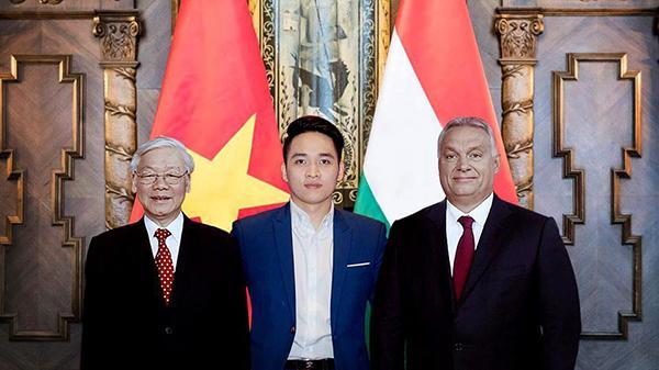 Chàng trai Ninh Bình vinh dự được thủ tướng Hungary mời biểu diễn