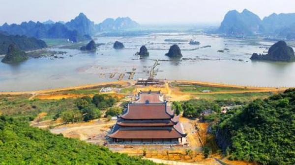 Chùa Tam Chúc trải lòng việc tạc tượng thiên thạch 14 tỷ