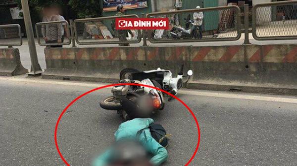 Cô gái quốc tịch Mỹ đi xe máy tự ngã t.ử vong trên quốc lộ 1A hướng Hà Nội - Ninh Bình
