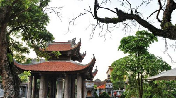 Thạch Kinh chùa Nhất trụ - Bảo vật quốc gia đầu tiên ở Ninh Bình