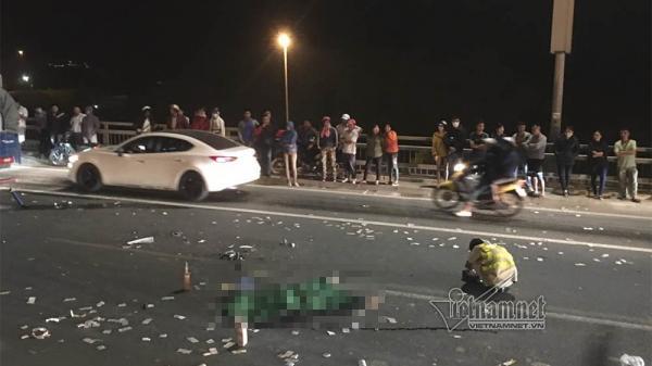 Tai n.ạn giao thông k.inh hoàng: X.ác thanh niên lạnh lẽo giữa cầu, tắc cứng hàng km