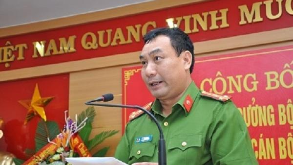 NÓNG: Huyện Bình Giang (Hải Dương) có tân Trưởng Công an