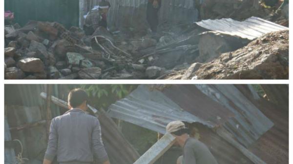 Lở núi ở Nha Trang: Hàng trăm người dân đào bới trong nước mắt để tìm người thân