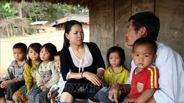 Cảm phục cô giáo Điện Biên cắm bản nơi 'đỉnh trời' Pú Vang hết lòng với sự nghiệp trồng người