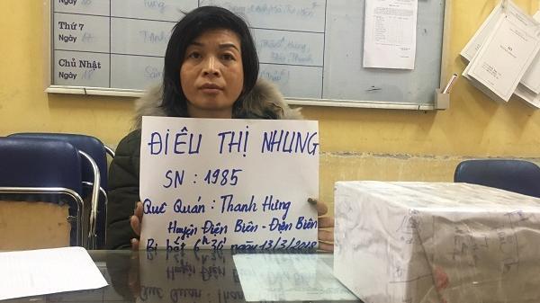 """""""Bà mẹ trẻ"""" Điện Biên lĩnh á.n t.ử vì tội mua bán tr.ái phép chất m.a t.úy"""