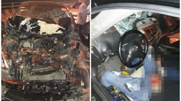 Ám ảnh khoảnh khắc tài xế vừa livestream vừa lái xe rồi tông thẳng vào ô tô tải