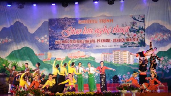 Nhiều hoạt động đặc sắc tại sự kiện Hoa Anh đào - Pá Khoang - Điện Biên năm 2019