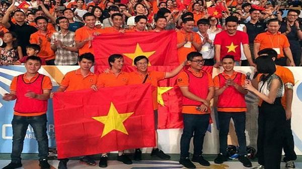 ABU ROBOCON 2018 sẽ được VTV đăng cai tổ chức ở Ninh Bình