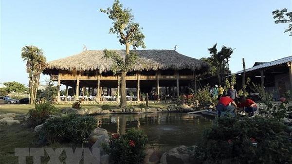 Điện Biên chính thức khai trương homestay Mường Then