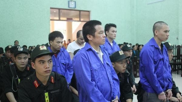 Tuyên á.n t.ử hình 4 đối tượng Điện Biên trong vụ mua bán 40 bánh h eroin