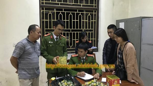 Ninh Bình: 2 ngày bắt liên tiếp 2 vụ tàng trữ pháo lậu khủng