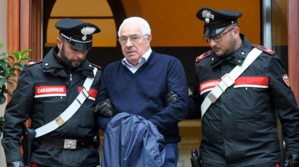 'Ông trùm của các ông trùm' mafia bị bắt tại Sicily