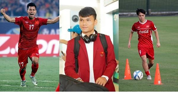 Trước giờ G nhìn lại ba cầu thủ vắng mặt khiến đội tuyển Việt Nam phải chịu thiệt thòi trong giải AFF CUP lần này