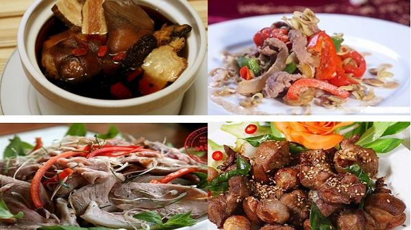 Du lịch ở Ninh Bình dịp 2/9 mà không nếm thử những món ăn chế biến từ thịt dê này thì phí cả chuyến đi