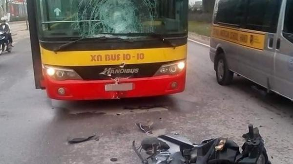 Chạy ngược chiều đâm trực diện xe buýt, nam thanh niên Yên Bái t.ử v.ong tại chỗ