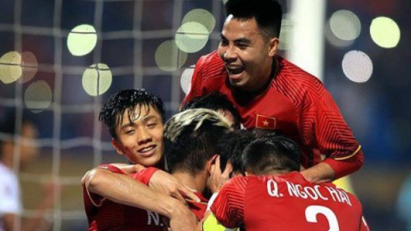 Đội tuyển Việt Nam sẽ được đi máy bay hiện đại nhất thế giới về nước đá chung kết lượt về AFF Cup 2018