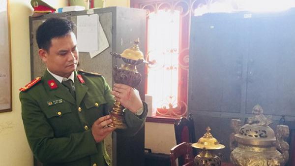 Ninh Bình: Cụ ông U70 có 4 t.iền á.n về tội tr.ộm c.ắp lại đột nhập nhà chùa 'chôm' tài sản