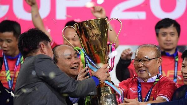 """Việt Nam vô địch AFF Cup, """"Thủ tướng Việt Nam"""" trở thành từ khoá được tìm kiếm nhiều nhất ở Hàn Quốc"""