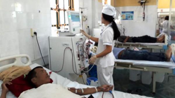 Yên Bái: Đơn vị chạy thận nhân tạo tại Trung tâm Y tế huyện Văn Yên đi vào hoạt động