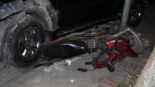 Danh tính nữ tài xế Lexus gây tai nạn nghiêm trọng khiến nhiều ngườn bị thương nặng