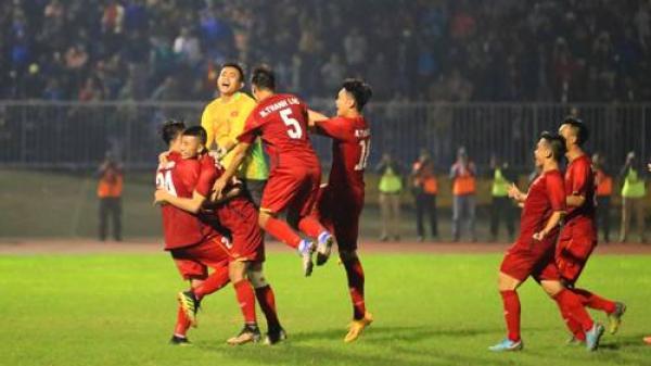 Thêm một kỳ tích: Hạ đo ván Myanmar, U21 Việt Nam xuất sắc giành chức vô địch giải U21 Quốc tế