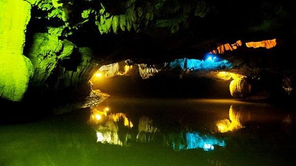 Khám phá động Thiên Hà, một trong những hang động đẹp nhất Ninh Bình