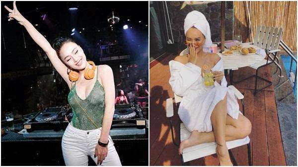 Nhan sắc nóng bỏng của nữ DJ nổi tiếng quê Điện Biên vừa ly hôn chồng sau 2 năm chung sống
