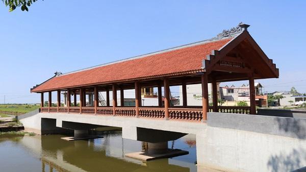 Độc đáo cầu ngói Kim Sơn, Ninh Bình