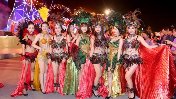 HOT: 1.500 sinh viên tham gia biểu diễn, diễu hành tại Lễ hội Carnaval lần đầu tiên tổ chức ở Hải Dương