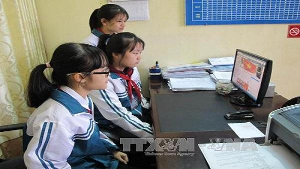 Thầy cô THCS Trương Hán Siêu (Ninh Bình): Khơi dậy hứng thú học lịch sử cho học sinh qua facebook