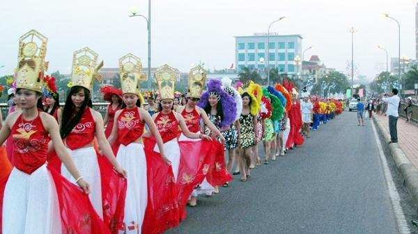 Hé lộ toàn bộ chương trình Lễ hội Carnaval lần đầu tiên được tổ chức ở Hải Dương từ 30/12 - 1/1/2019