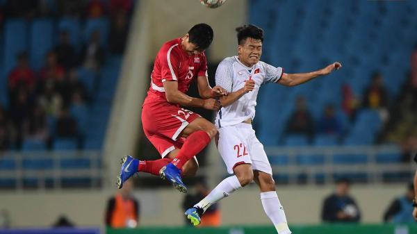 Lộ diện 2 cầu thủ đầu tiên phải chia tay tuyển Việt Nam trước thềm Asian Cup 2019