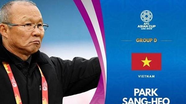AFC mắc sai lầm hy hữu, tuyển Việt Nam bỗng bị 'loại' khỏi Aisan Cup 2019